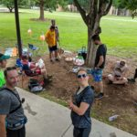 Fourth O July Relay at UNC Asheville