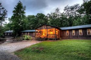 Camp Grier Lodges